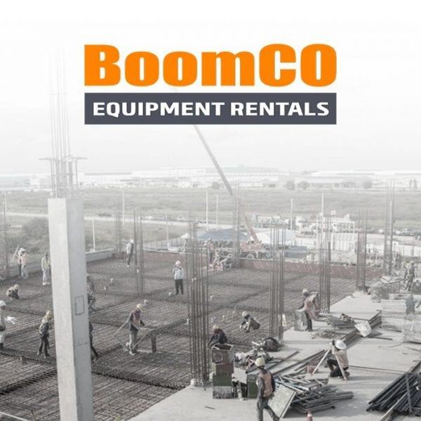 BoomCo Equipment Rentals