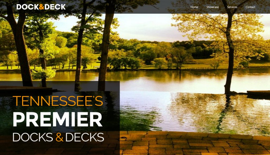 knoxville website design