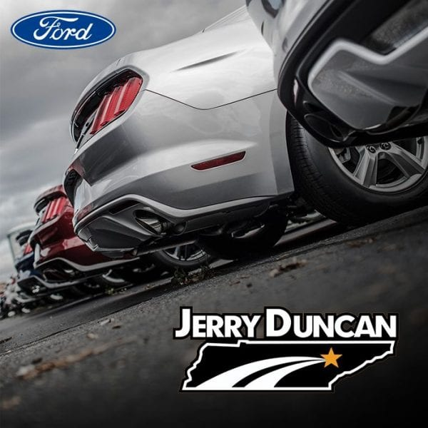 Jerry Duncan Ford