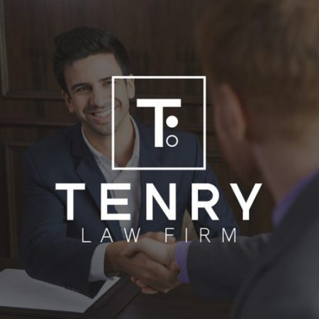 Tenry Law Firm - Knoxville Website Design + SEO + Hosting // Make Me